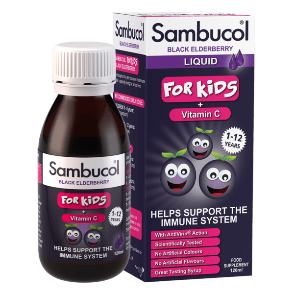 Sambucol Kids 120ml Liquid