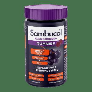 Sambucol Immuno Forte Gummies