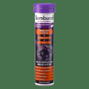 Sambucol Immuno Forte Effervescent